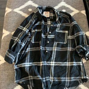 Mossimo Supply Co. Tops - Plaid Shirt